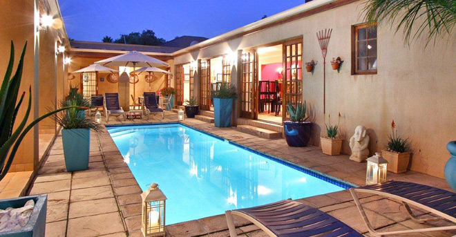 Enjoy and Relax at this stunning Stellenbosch Guest House